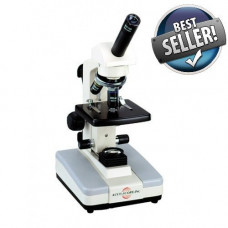 Accu-Scope 3088 Rechargeable LED Monocular Student Microscope Series