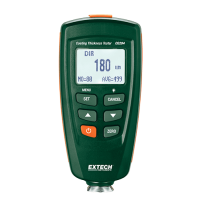 Extech CG204  Coating Thickness Tester