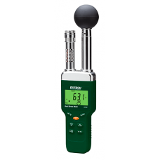 Extech HT200 Heat Stress WBGT (Wet Bulb Globe Temperature) Meter