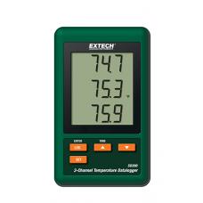 Extech SD200  3-Channel Temperature Datalogger