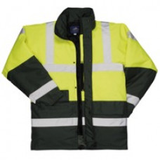 Portwest S466 Contrast Traffic Jacket
