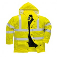 Portwest S490 Sealtex Ultra Lined Hi Viz Jacket