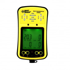 AS8900 Multi-Gas Detector for O2 CO H2S and LEL